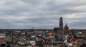 In Utrecht komt het gezonde verticale dorp MARK