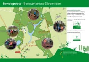Bootcamproute Diepenveen