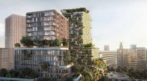 Wonderwoods: woon torens bomvol met groen