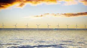 Tweede Nederlandse windpark op zee zonder subsidie